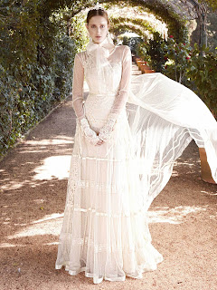 YolanCris 2013 Spring Heavenly Sisters Bridal Wedding Dresses Collection