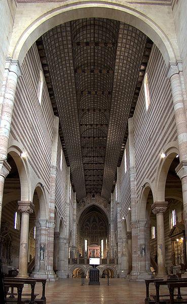 Bensozia basilica of san zeno verona for Interior tango 01