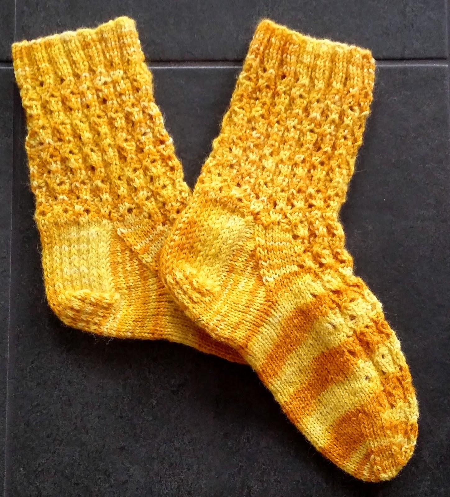 Kaunis sukkamalli