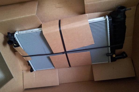 peugeot 306 xu10j4rs nissens radiator