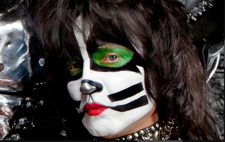 KISS Drummer Eric Singer Breaks One Of His ToesEric Singer Kiss 2013