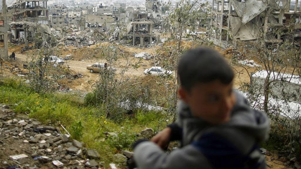 O cerco israelense à Faixa de Gaza é um ato terrorista