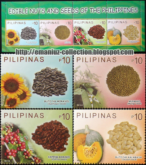 Edible Nuts & Seeds of the Philippines