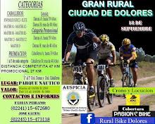 """GRAN RURAL BIKE """"CIUDAD DE DOLORES"""" - 18/09/2016"""