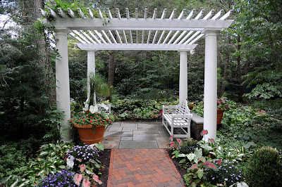 pergola for your backyard