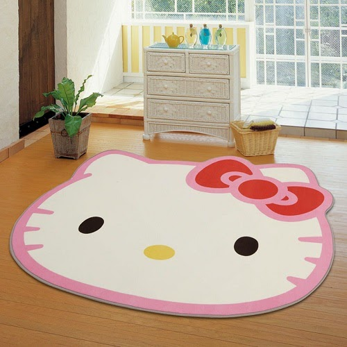 karpet hello kitty ukuran besar