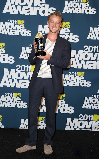 tom felton 2011 pictures. dresses Best: Tom Felton tom felton 2011. Tom Felton: Best Villian 2011
