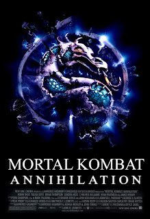 Mortal Kombat 2: Aniquilación Poster