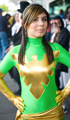 wondercon cosplay girls 02 Gadis Cosplay Hot Di WonderCon