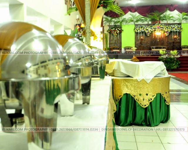 Foto Dekorasi Pesta Pernikahan oleh DINDAWEDDING.CF - Dekorasi & Rias Pengantin Purwokerto