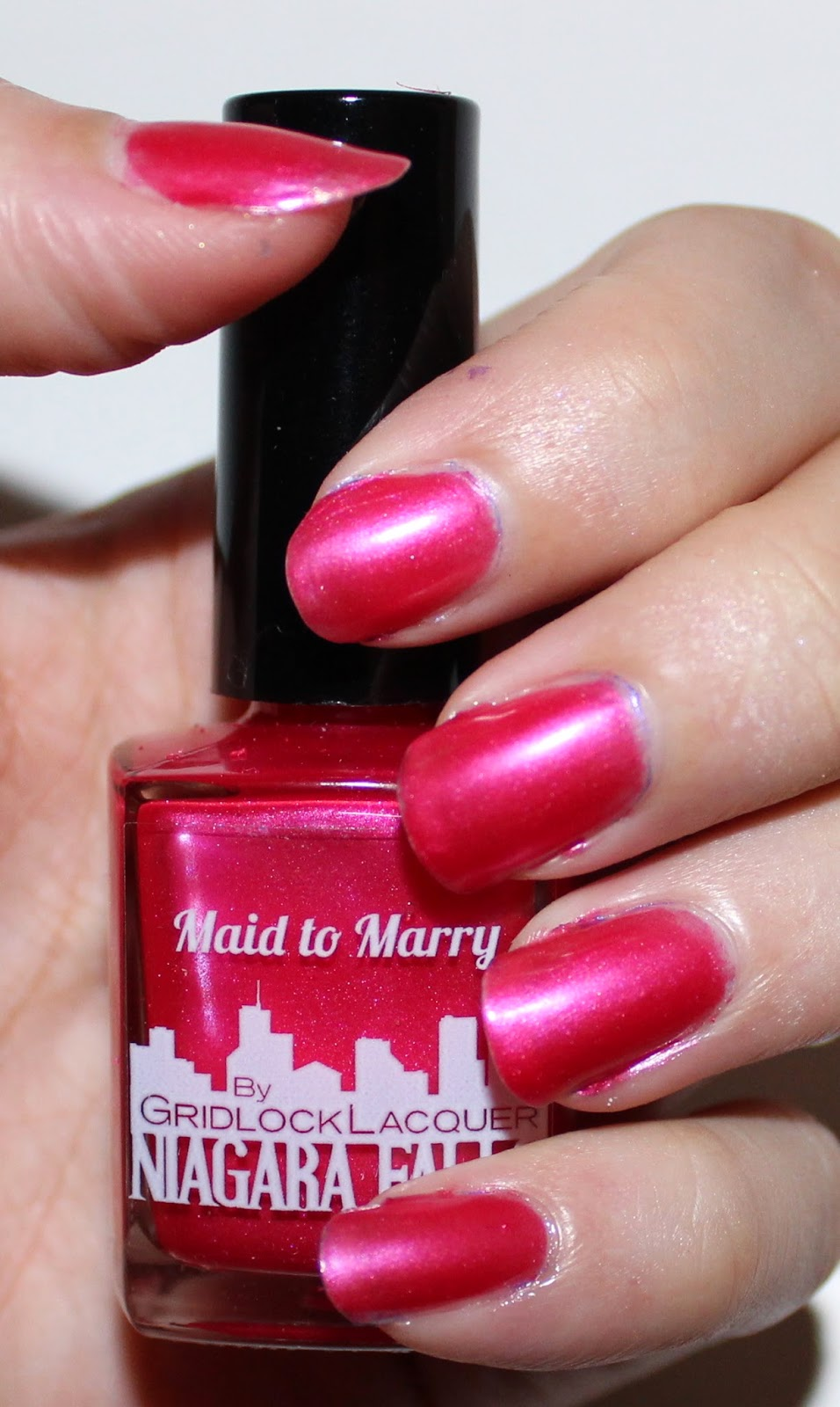 Gridlock Lacquer Maid to Marry
