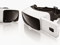 Carl Zeiss Rilis Headset Virtual Reality VR One