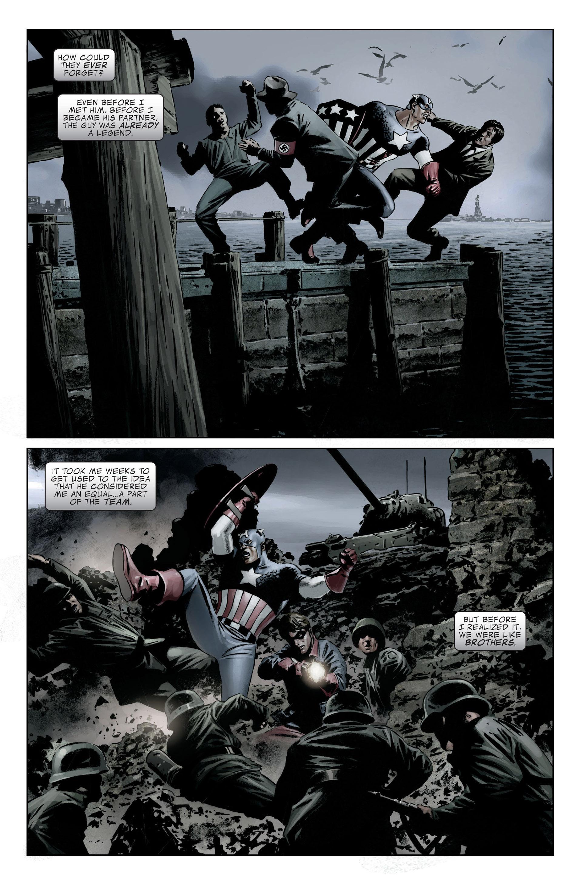 Captain America (2005) Issue #25 #25 - English 12
