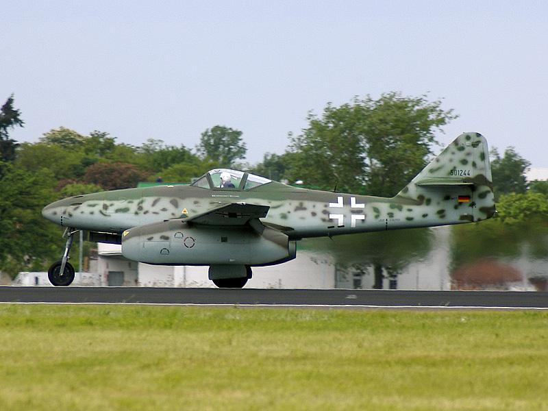 Sky Fighter: Messerschmitt Me 262