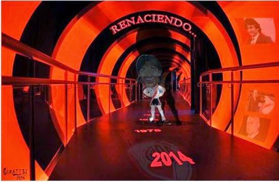 C.A. River Plate. Renaciendo, 2014