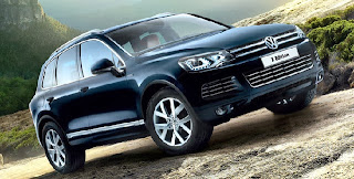 VW Touareg X – Special Edition in US