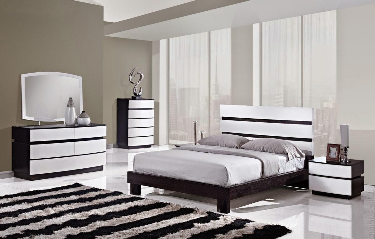 Chambre noire id es d co moderne for Decoration chambre noire