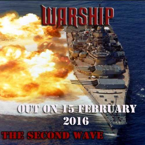 "WARSHIP: Promo video για το επερχόμενο ""The Second Wave"""