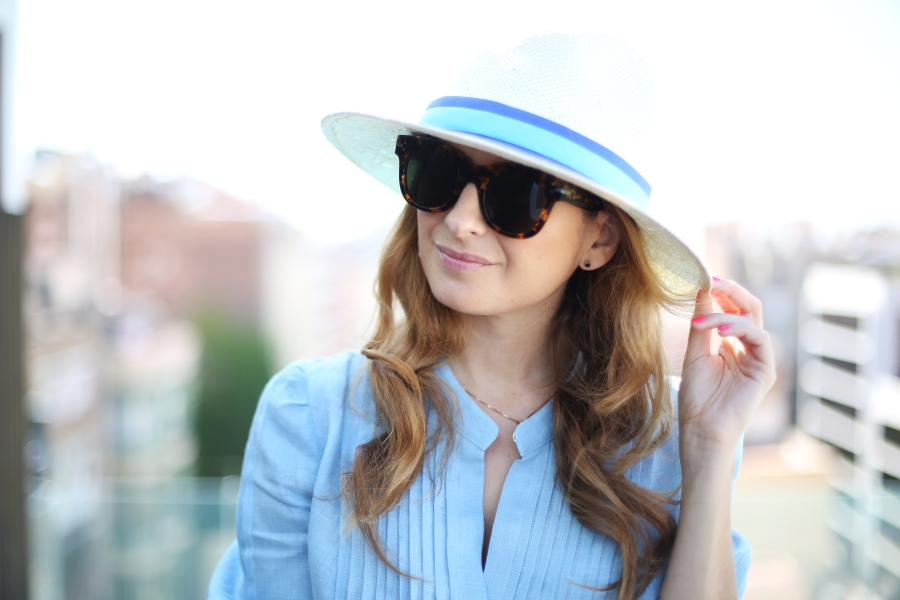 A trendy life. Fashion Blogger