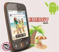 Nexian A850 Energy