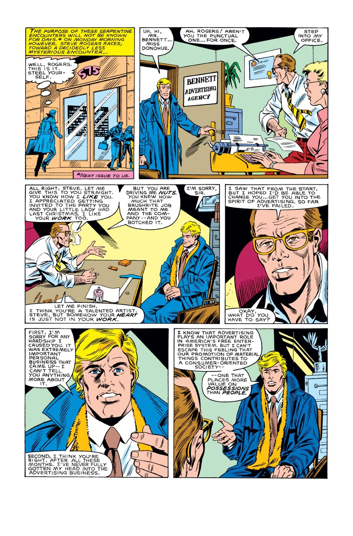 Captain America (1968) Issue #309 #237 - English 12