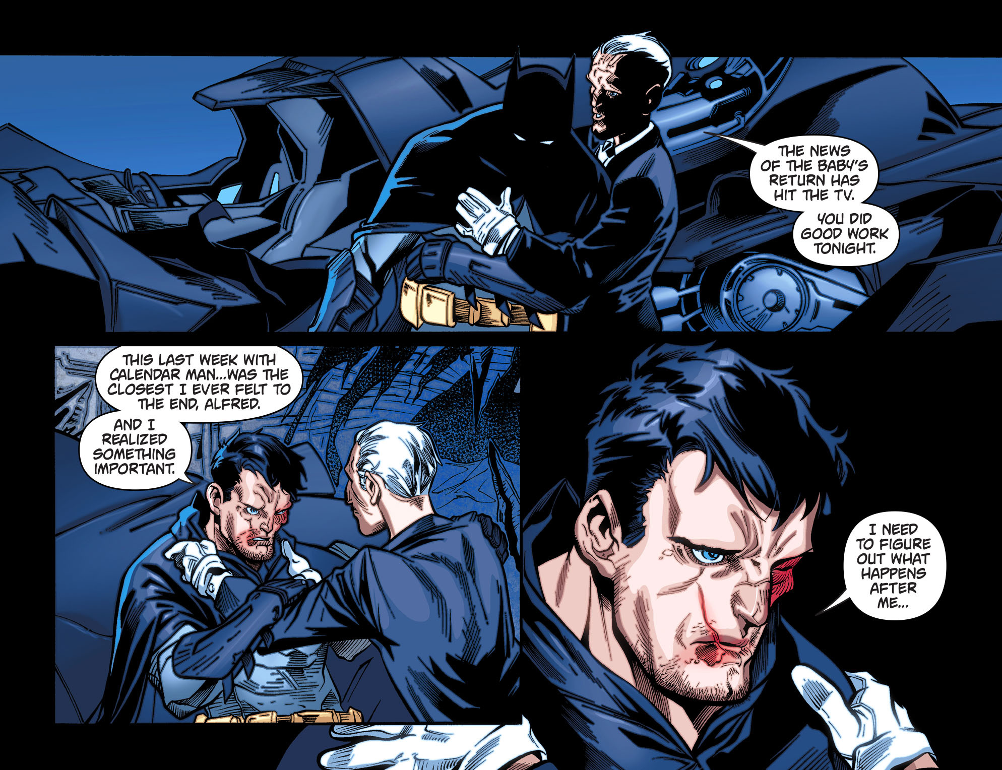 Batman: Arkham Knight [I] Issue #34 #36 - English 5
