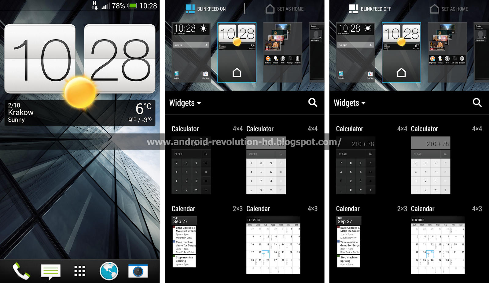 how to turn on htc one