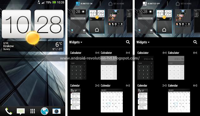 HTC's Sense 5.5 screenshot