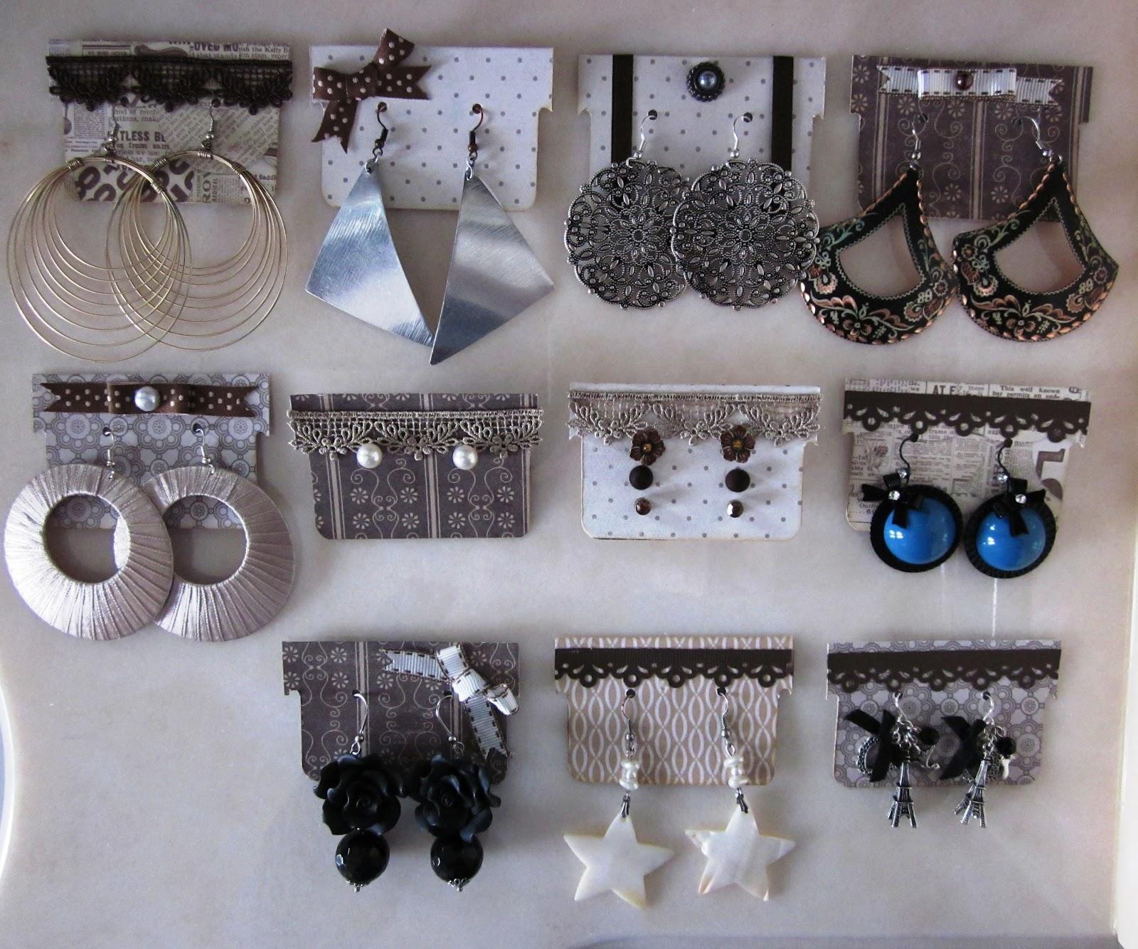 L 39 atelier de bb scatola porta orecchini - Scatola porta orecchini ...