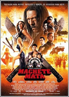 Filme Machete Mata Dublado AVI BDRip