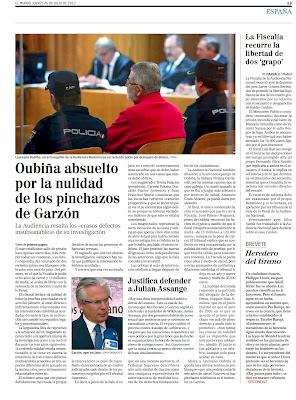 El rescate debe ser el vehículo para redimensionar las comunidades autónomas, rediseñar una Administración sostenible, reestablecer la libertad, la igualdad y la solidaridad entre todos los españoles, y el respeto al orden constitucional