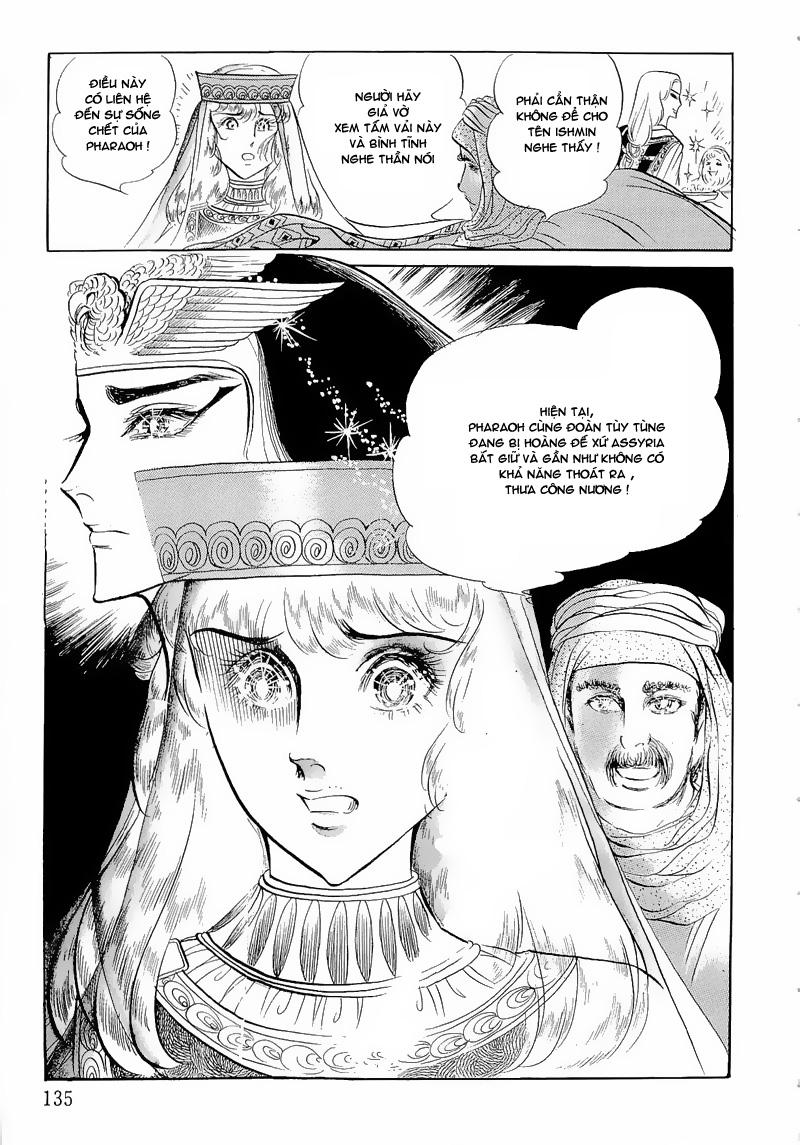 Nữ Hoàng Ai Cập-Ouke no Monshou chap 54 Trang 13 - Mangak.info