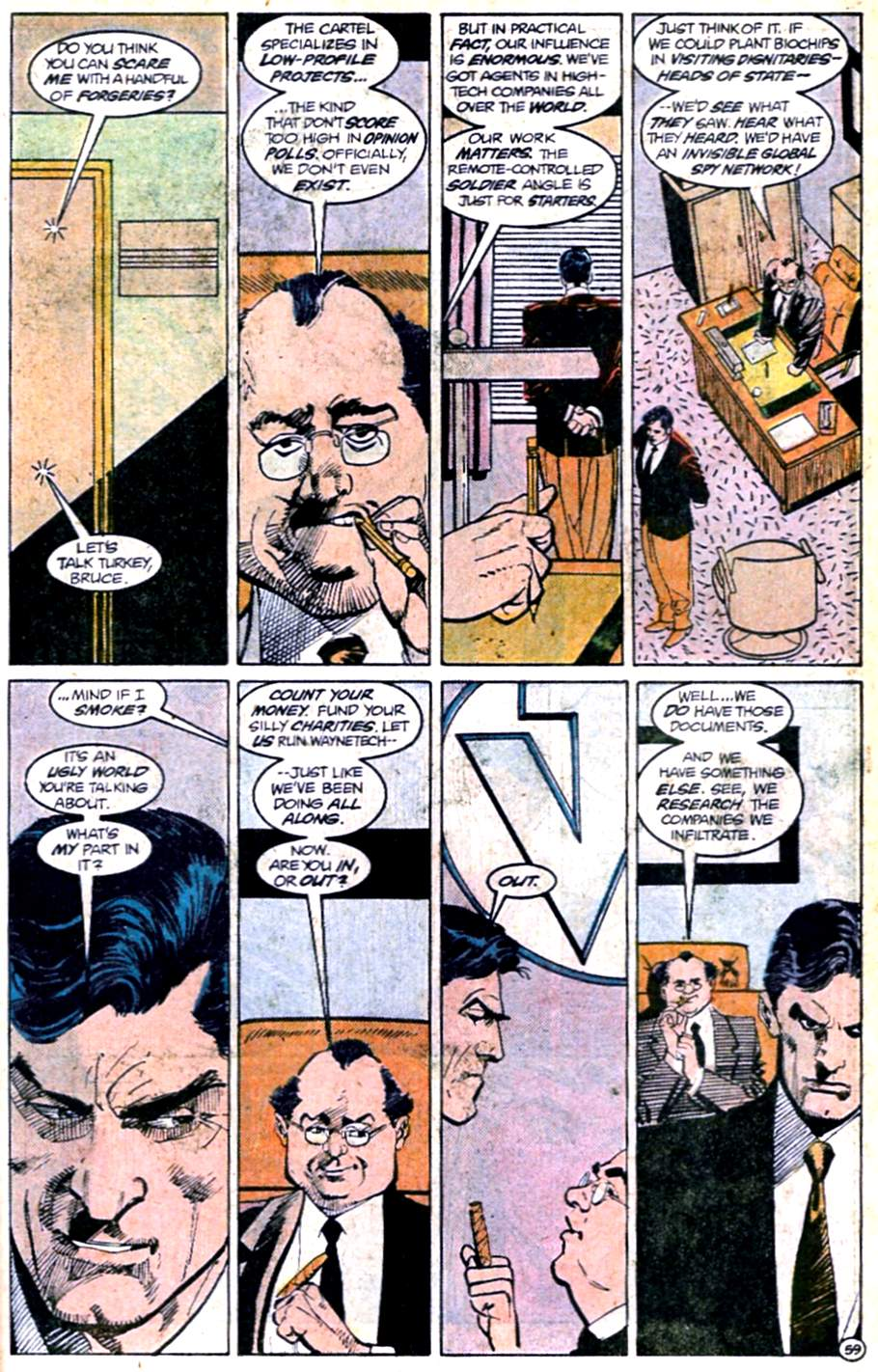 Detective Comics (1937) Issue #598 Page 60