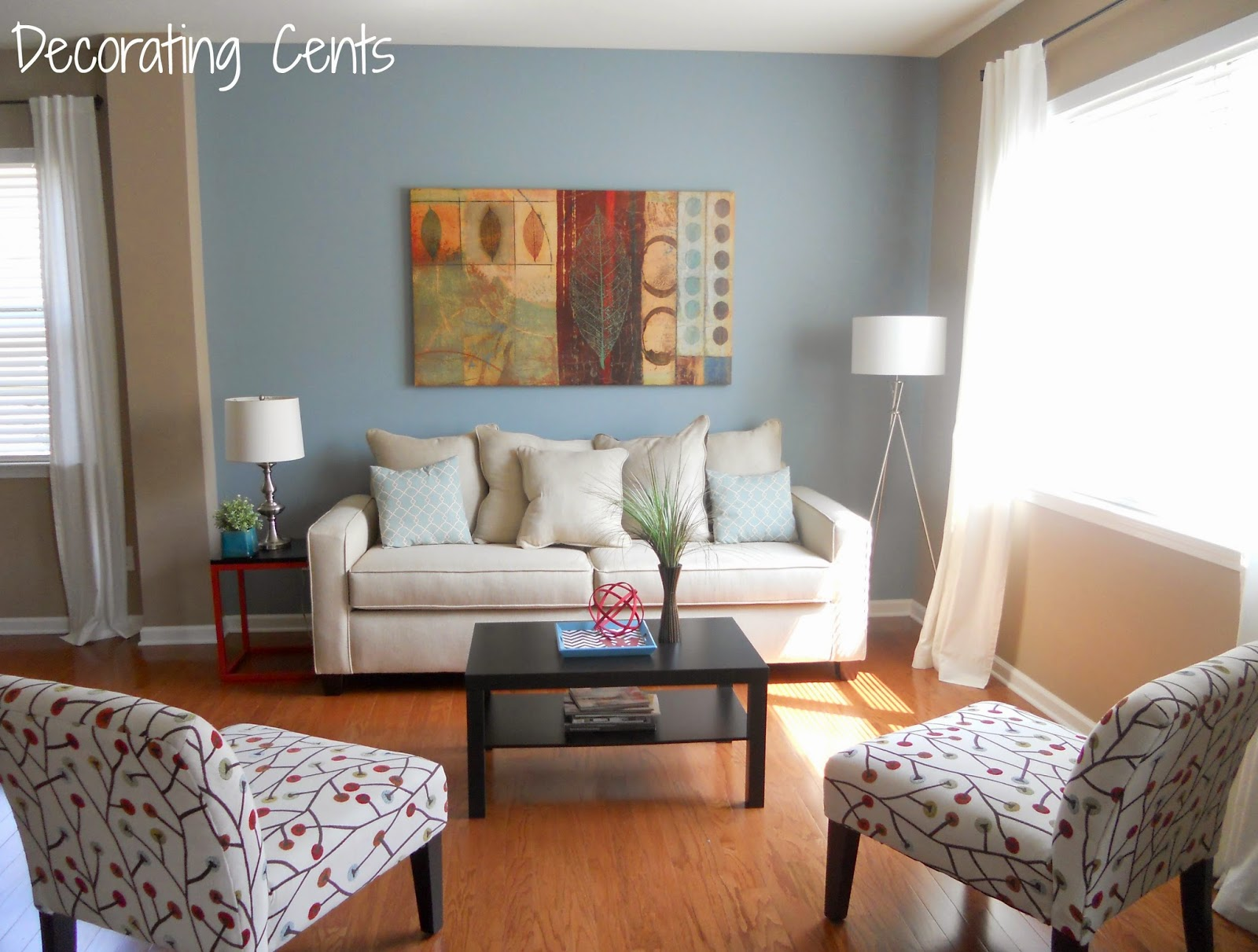 Decorating Cents Paint Colors in Our Home