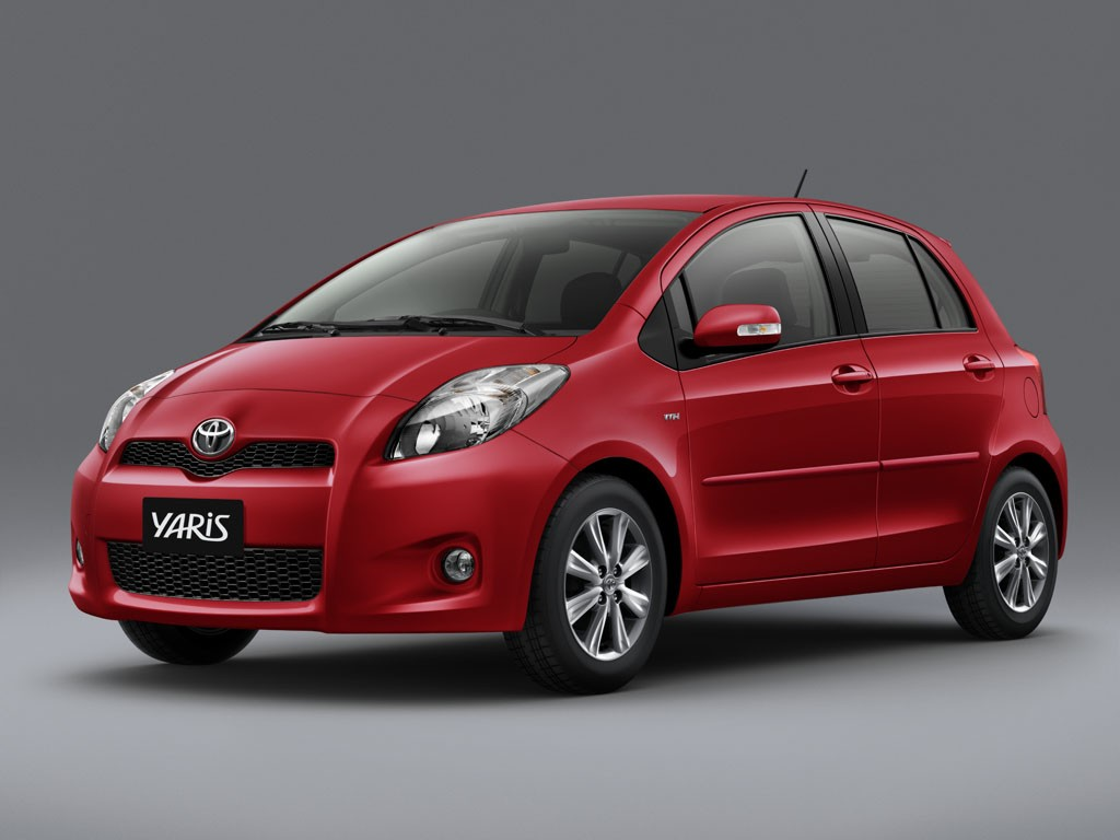 toyota motor philippines launches 2012 yaris and land cruiser philippine car news car reviews. Black Bedroom Furniture Sets. Home Design Ideas