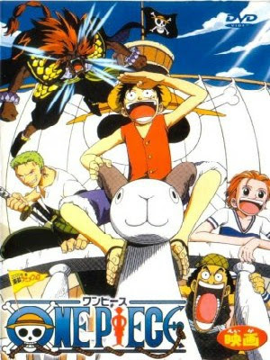 One Piece Movie 01 - The Great Gold Pirate Vietsub (2000)