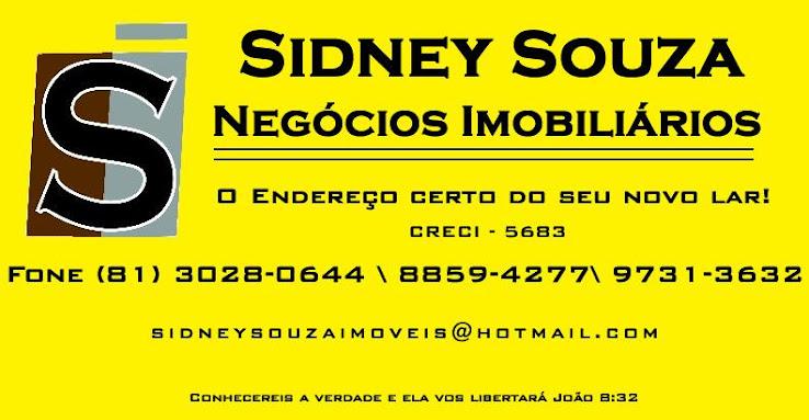 Sidney Souza  Negócios Imobiliários