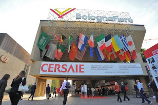 Cersaie Exhibition entrance
