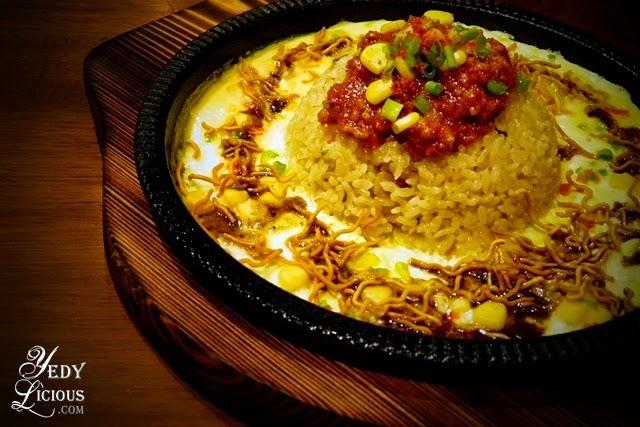 Ippudo Teppan Tonkotsu Spicy Rice with Nikumiso