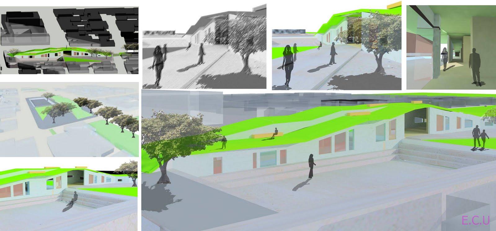 Portafolio arquitectura equipamiento comunitario urbano for Equipamiento urbano arquitectura pdf
