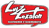 Luiz Lekston - Ilustrador e Quadrinista