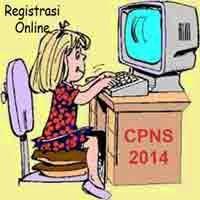 Gambar untuk Cara Mendaftar Online pada Portal Nasional Penerimaan CPNS 2014