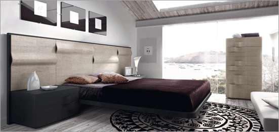 Dormitorios de matrimonio modernos - Ebanisteria sanchez vazquez ...