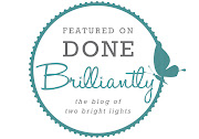 Featured on Done Brilliantly