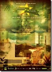Cartaz do projeto 3 clips 1 curta