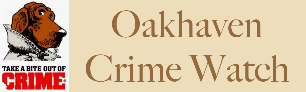 Oakhaven Crime Watch
