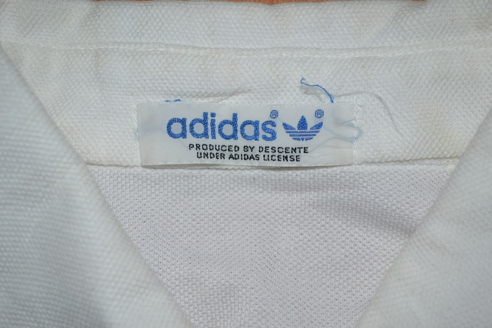 Anak Liar Rocks Vintage Adidas By Descente Polo T Shirt Sold