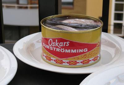 Surstromming (Swedia)