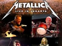 Metallica Mengguncang Jakarta 25 Agustus 2013