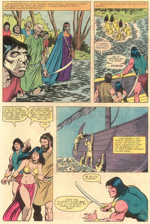 Conan the Barbarian (1970) Issue #141 #153 - English 15